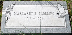 Margaret E. Tabeling