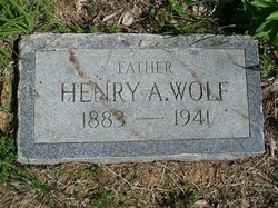 Henry A Wolf