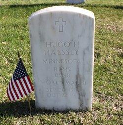 Hugo F Haessly