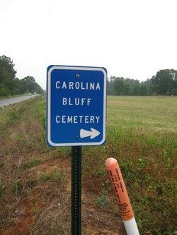 Carolina Bluff Cemetery