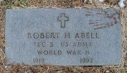 Robert H Abell