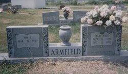 Mary Rosealene <i>Thompson</i> Armfield
