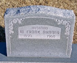 W Frank Arnold