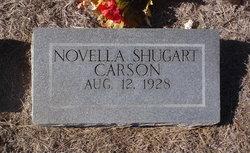 Novella <i>Shugart</i> Carson