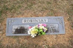 Louise <i>Saunders</i> Rowinsky