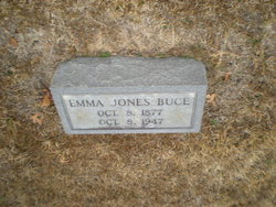 Emma Eleanor <i>Jones</i> Buce