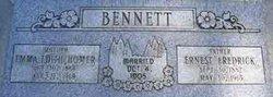 Earnest Fredrick Bennett
