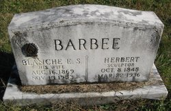 Blanche E S Barbee