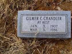 Gilmer C. Chandler