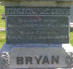 Maria J <i>Justice</i> Bryan