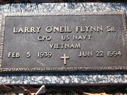 Larry O'Neil Flynn, Sr