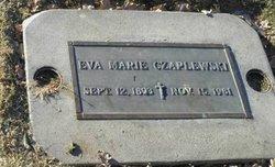 Eva Marie <i>French</i> Czaplewski