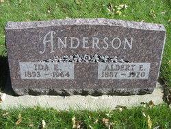 Albert Ephriam Anderson