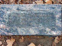 Raymond G Morrison