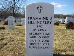 PFC Tramaine J. Billingsley