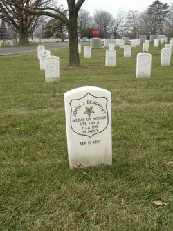 Corp John J. Beaufort