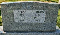 Dallas H. Hepburn