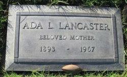 Ada L Lancaster