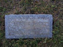 Annie Ludella <i>Sibley</i> Tripp