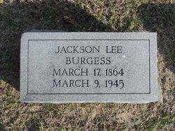 Jackson Lee Burgess