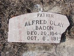 Alfred Clay Bacon