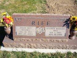 Joann Faye <i>Rogers</i> Rife