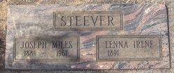 Lenna Irene Lennie <i>Burke</i> Steever