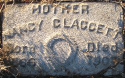 Nancy <i>Daniel</i> Claggett