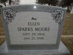 Ellen <i>Sparks</i> Moore
