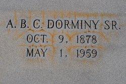Arthur B C Dorminy, Sr