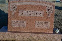 Aggie Mae <i>Matthews</i> Gregston
