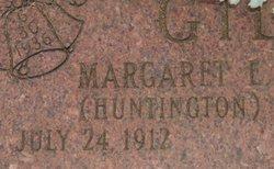 Margaret L. <i>Huntington</i> Gilbert