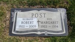 Margaret Elizabeth Peggy <i>Nevins</i> Post