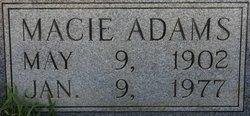 Macie Adams