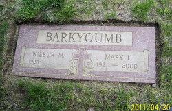 Mary <i>Brezee</i> Barkyoumb