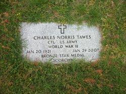 Charles Norris Scorchy Tawes