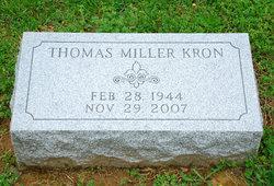 Thomas Miller Tommy Kron
