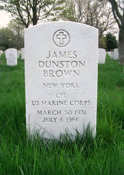 James Dunston Brown