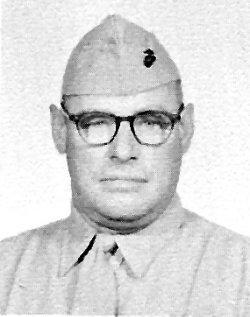 Sgt Raymond Eilert Meyers, Sr