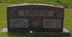 Gerhard Bjornstad