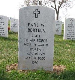 Earl W Bertels