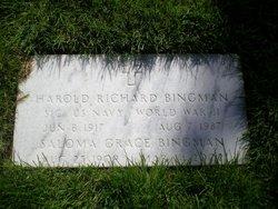 Harold Richard Bingman