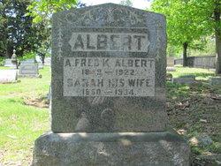 Abraham Frederick Albert
