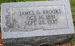 James Garfield Brooks