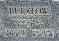 James Melvin Burklow