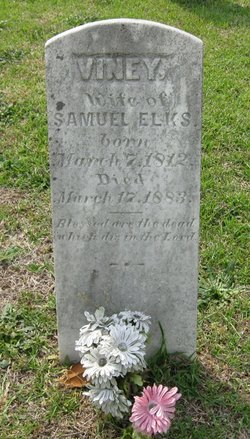 Melvina Viney Elks