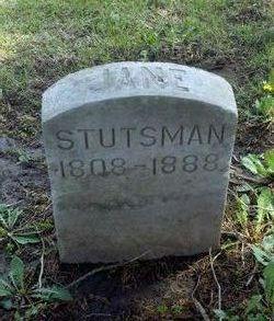 Jane <i>Nichols</i> Stutsman
