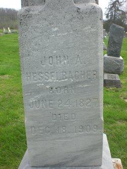 John A. Hesselbacher