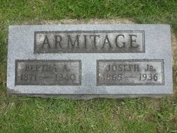Joseph Armitage, Jr