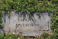 Sarah S. Ainsworth